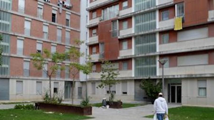 Os moradores do bairro da Alta de Lisboa Centro (Musgueira) são os que mais devem à Gebalis