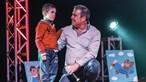 Espetáculo ajuda menino que luta contra tumor