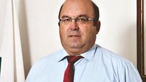 Presidente da Câmara de Sardoal internado com problemas respiratórios devido à Covid-19