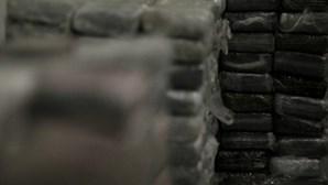 Apreendida cocaína na Colômbia com destino a Portugal