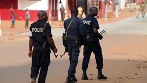 Vários mortos na sequência de tiros em Bangui