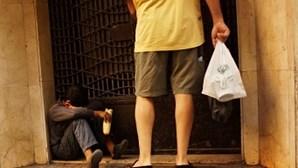 Um em cada quatro portugueses em risco de pobreza