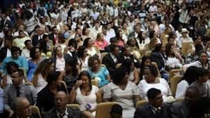 132 casais homossexuais casaram-se hoje no Rio de Janeiro