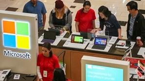Microsoft contrata 25 pessoas em Portugal
