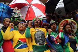 Cerimónias fúnebres de Mandela