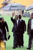 Thabo Mvuyelwa Mbeki, ex-presidente da África do Sul