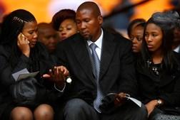 Mandla Mandela, neto de Nelson Mandela