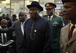 Presidente da Nigéria, Goodluck Jonathan