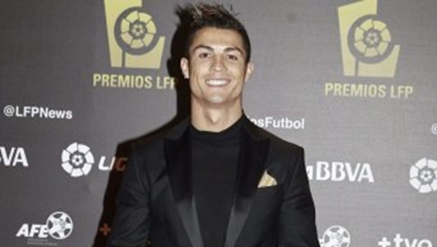 Cristiano Ronaldo esteve na Madeira