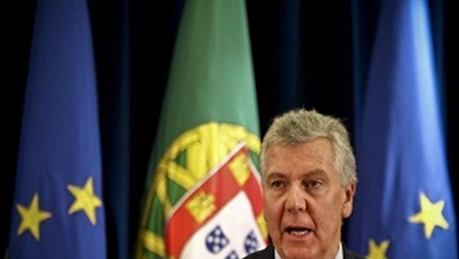 Marques Guedes, ministro da Presidência e dos Assuntos Parlamentares