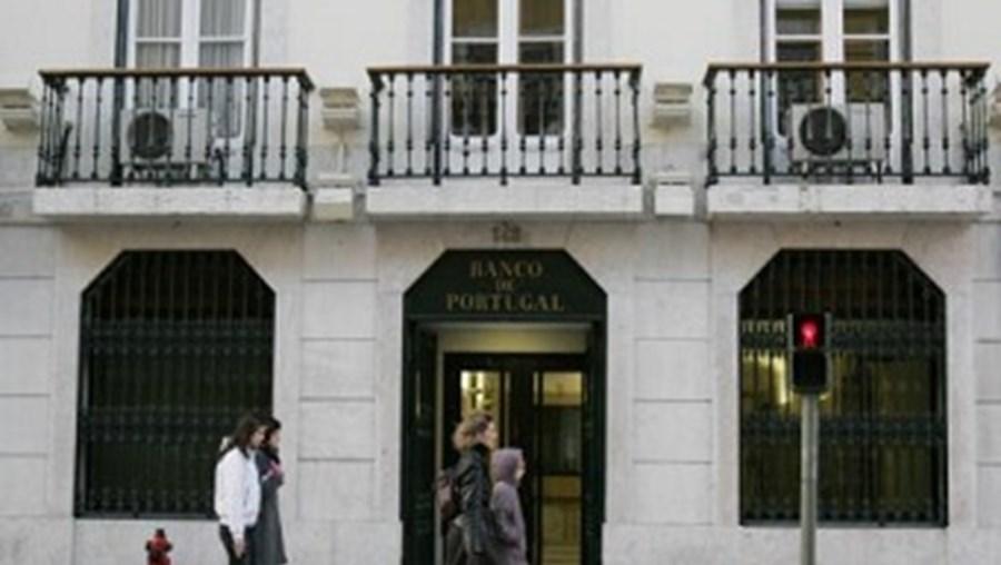 Fachada do Banco de Portugal, em Lisboa