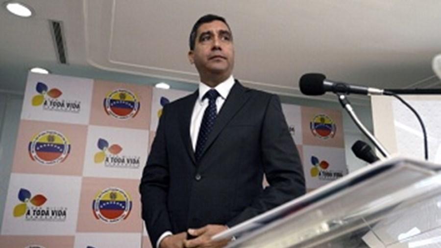 Miguel Rodríguez, ministro do Interior da Venezuela