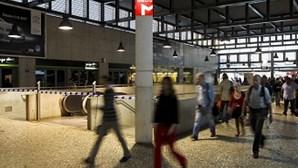 Greve no metro de Lisboa até às 10h30