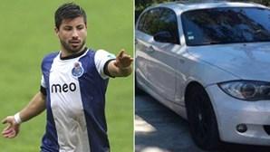 Levam BMW a estrela do FC Porto