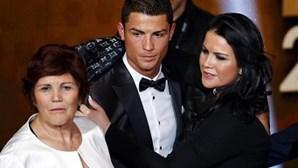Mãe controla tudo o que Ronaldo come