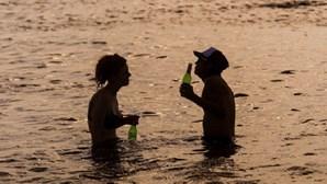 Veja como o calor incomoda os australianos
