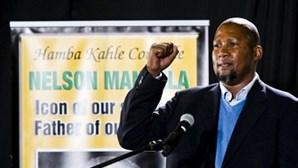 Neto de Mandela acusado de agressão