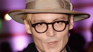 Johnny Depp candidato a prémio para pior ator