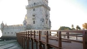 Jerónimos e Torre de Belém promovem supermercado
