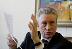 José Penedos, ex-presidente das Redes Energéticas Nacionais (REN)