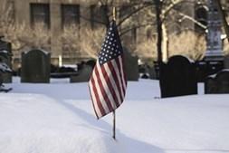 Mau tempo, EUA, frio, Neve, imagens, fotografias