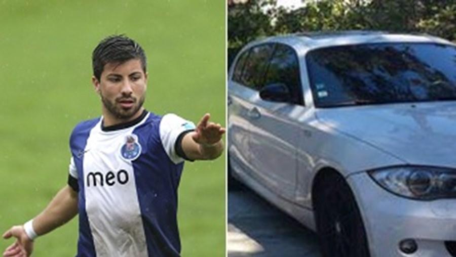 BMW Serie 1 de Tozé Carvalho foi roubado
