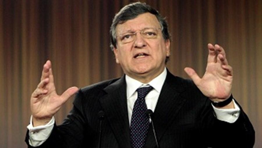 Durão Barroso, atual presidente da Comissão Europeia