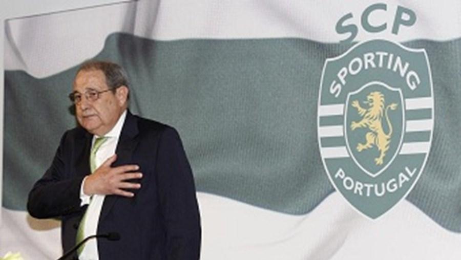 Eduardo Barroso, ex-presidente da assembleia-geral do Sporting