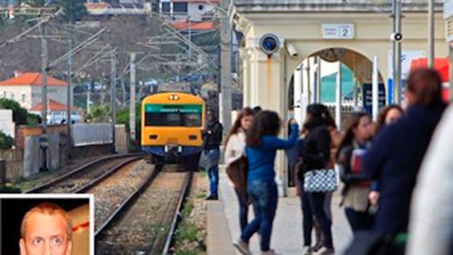 Sérgio Monteiro tem como prioridade a privatização da linha de Cascais.