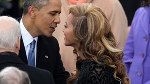 "Paparazzo insinuou romance entre Obama e Beyoncé por ""piada"""