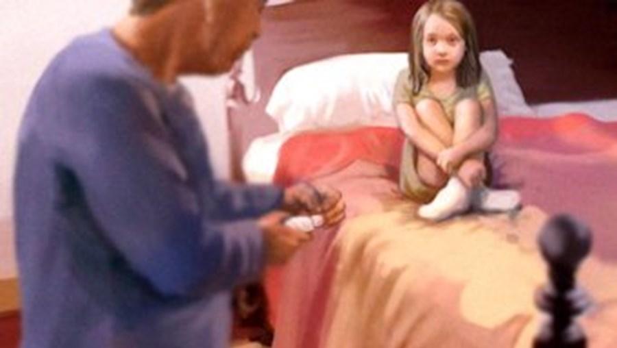 menor, abusos sexuais, padrasto