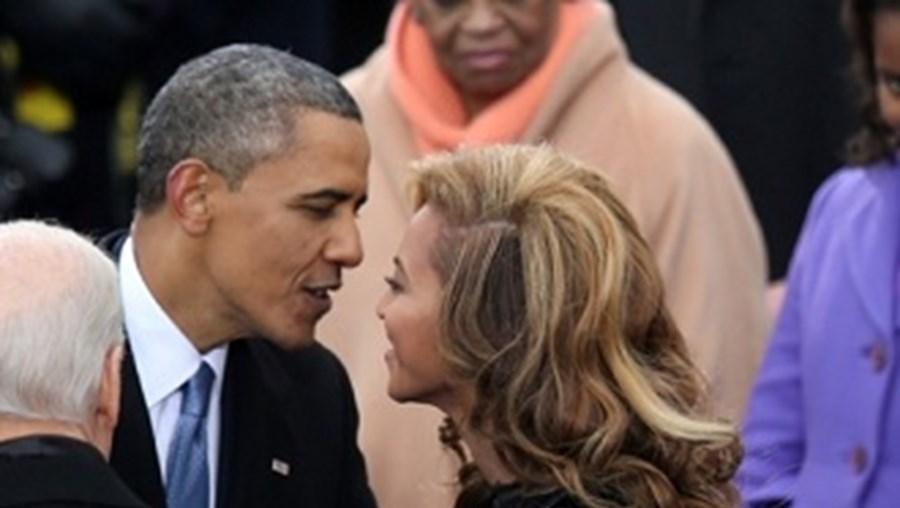 Obama e Beoncé podem ter um caso