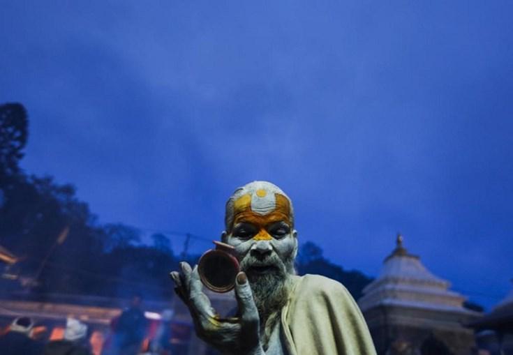 India, Nepal Shiva, Parvati, Maha Shivaratri