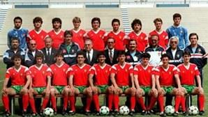 Sub 20 foram campeões do mundo há 25 anos