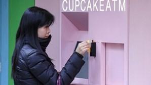 Nova Iorque tem um 'multibanco' de cupcakes