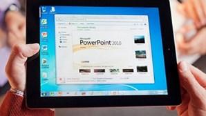Microsoft Office já está disponível para iPad