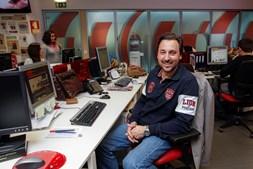 'Um companheiro da emissão' e 'uma montra da CMTV para quem não tem Meo' é como o subchefe de redação Multiplataforma, Miguel Martins, descreve o site da CMTV