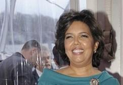 Laura Ferreira, mulher de Pedro Passos Coelho