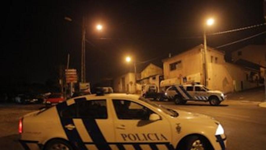 PSP, granada, Loures, erformado, idoso, polícia