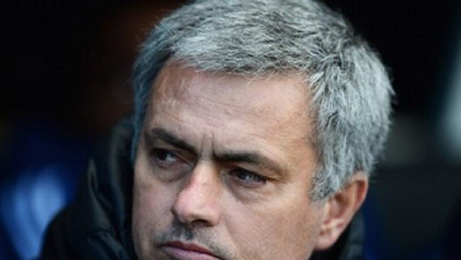 Treinador português José Mourinho