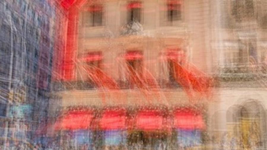 Uma das fotografias da série 'Impressions' tirada por Christopher Dydyk na cidade de São Francisco, nos EUA