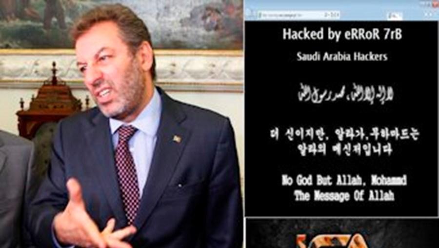 Sites de escolas atacados no dia em que Crato anunciou intenção mais controlo na net