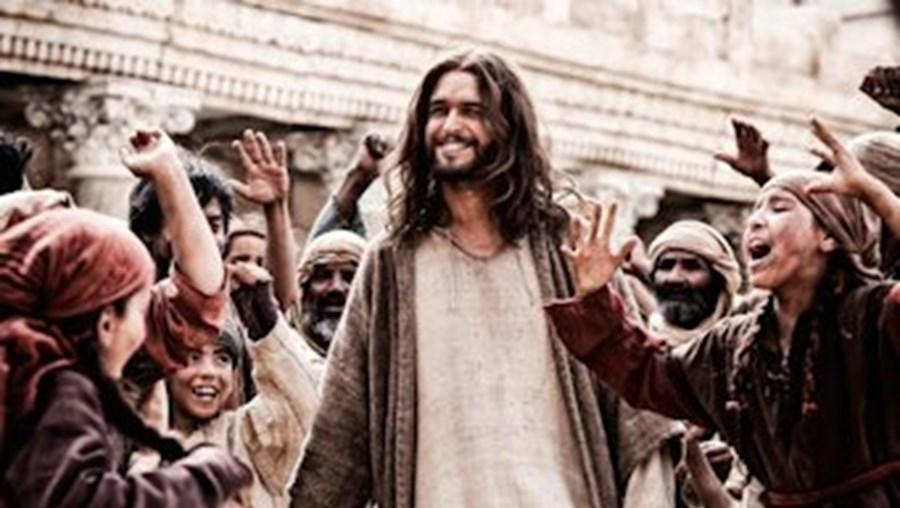 Diogo Morgado conquistou os norte-americanos como Jesus em 'O Filho de Deus'