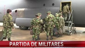 Militares portugueses integram missão da NATO no Kosovo