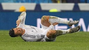 Médico deixa Ronaldo aliviado