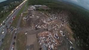 Dezenas de feridos após passagem de tornado nos Estados Unidos