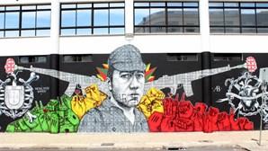 """""""Mural vai ser recuperado e outros atos de vandalismo serão prevenidos"""""""