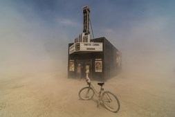 Festival Burning Man 2013, no Nevada (EUA)