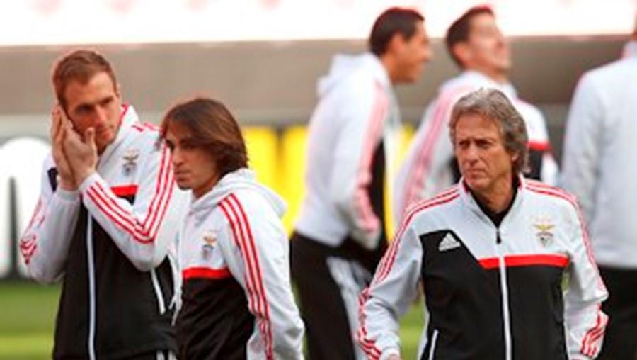 Oblak e Markovic podem ser poupados por Jorge Jesus frente ao AZ Alkmaar, na Liga Europa