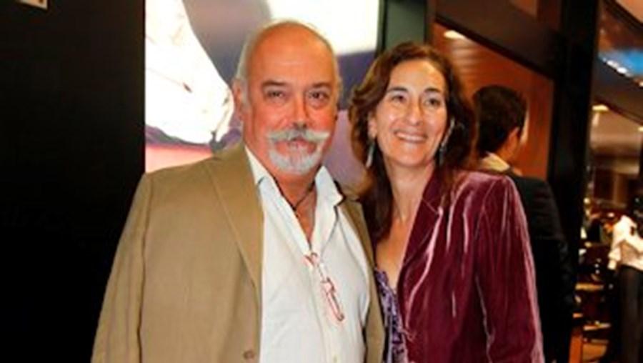 João de Carvalho e a mulher, Helena Maria
